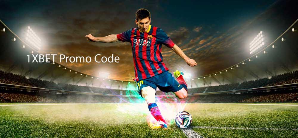1xbet bonus and promo code